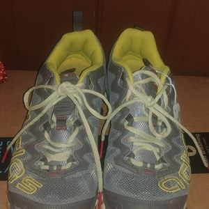 Women's Adidas Hiking Trail shoes size 10